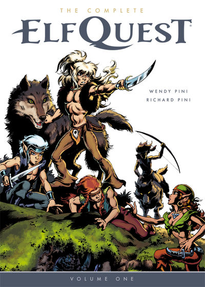 Complete ElfQuest Volume 1 TPB