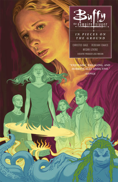 Buffy the Vampire Slayer: Season Ten Vol. 5 - Pieces on the Ground TPB