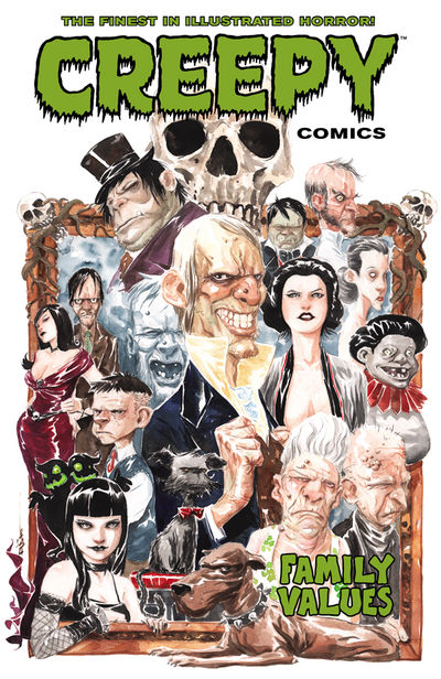 Creepy Comics Volume 4 TPB