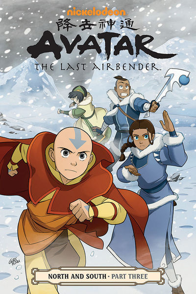 Avatar: The Last Airbender Volume 15 TPB - North and South Part Three