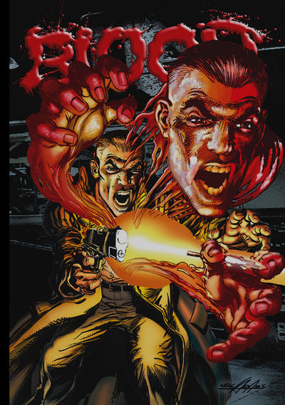 Neal Adams' Blood TPB