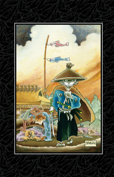 Usagi Yojimbo Saga Volume 7 Ltd. HC