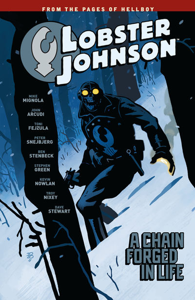 Lobster Johnson TPB Volume 6: A Chain Forged in Life