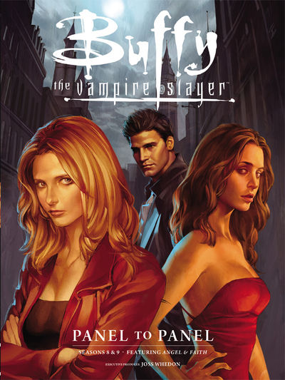 Buffy the Vampire Slayer: Panel to Panel - Seasons 8 & 9 TPB