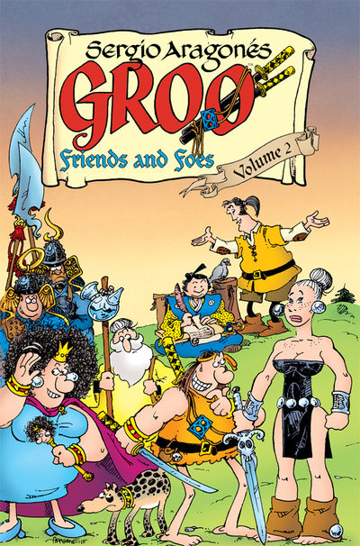 Groo: Friends and Foes Volume 2 TPB