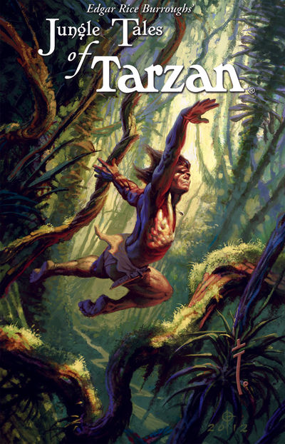 Edgar Rice Burroughs' Jungle Tales of Tarzan HC