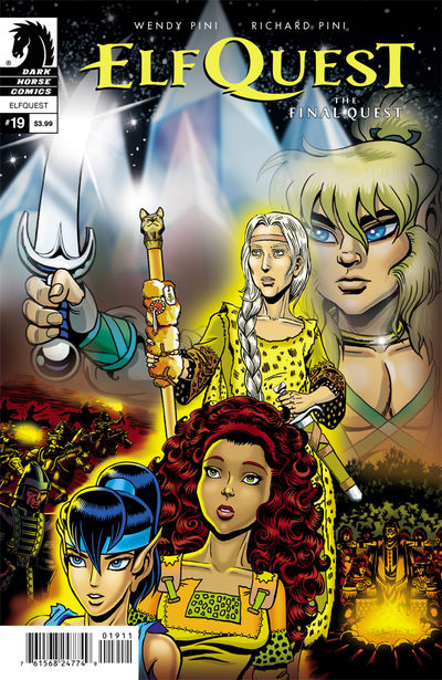 ElfQuest: The Final Quest #19