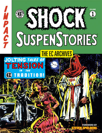 EC Archives: Shock SuspenStories Volume 1 HC