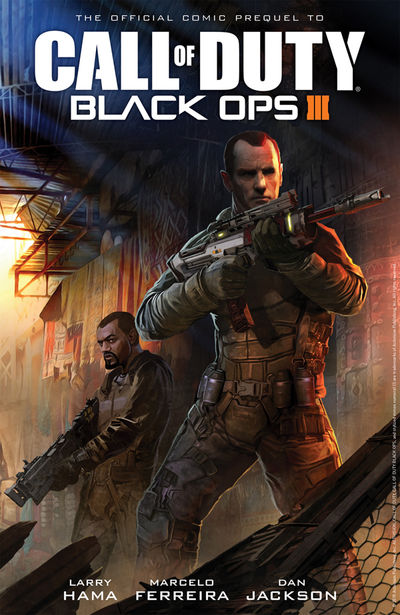 Call of Duty: Black Ops III TPB