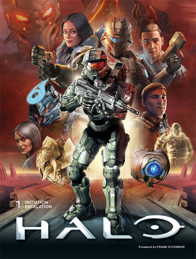 Halo Library Edition Volume 1 HC