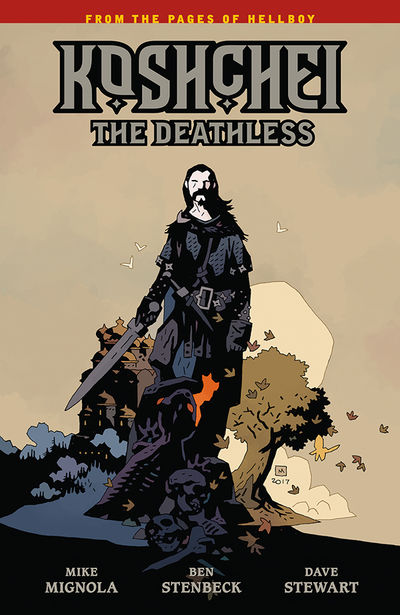 Koshchei the Deathless TPB