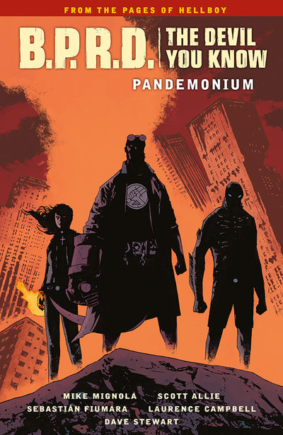 B.P.R.D.: The Devil You Know Volume 2--Pandemonium TPB