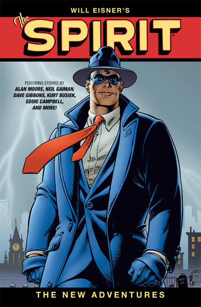 ISBN 9781616559489 product image for Will Eisner's The Spirit: The New Adventures HC (Second Edition) | upcitemdb.com