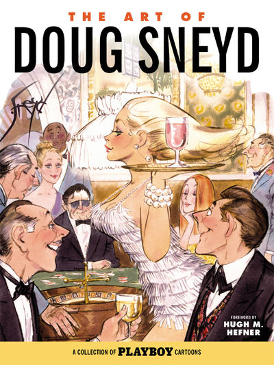 Art of Doug Sneyd TPB