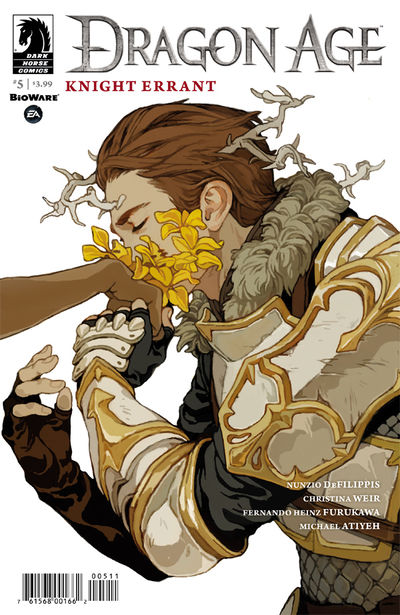 Dragon Age: Knight Errant #5
