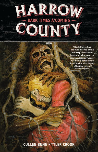 Harrow County Volume 7: Dark Times A'Coming TPB
