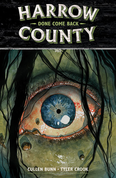 Harrow County Volume 8: Done Come Back TPB