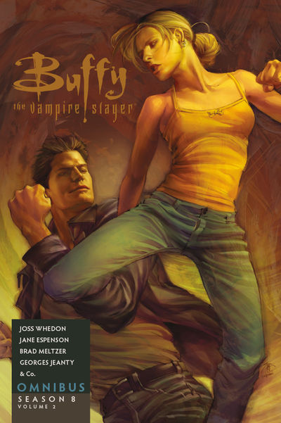 Buffy the Vampire Slayer Omnibus: Season 8 Volume 2 TPB