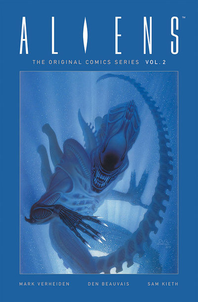 Aliens Graphic Novels at TFAW.com