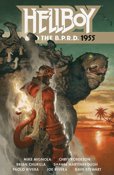 Hellboy and the B.P.R.D.: 1955 TPB