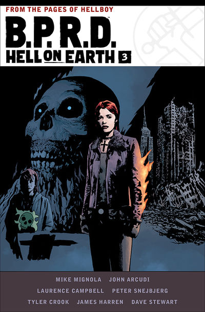 B.P.R.D. Hell on Earth Volume 3 HC