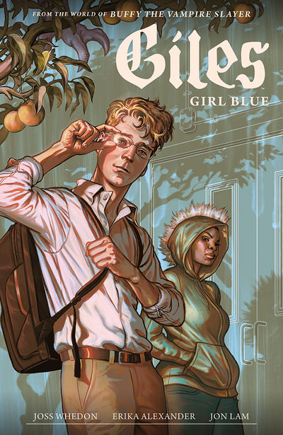 Buffy Season Eleven: Giles - Girl Blue TPB