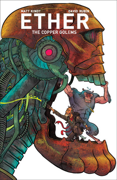Ether Volume 2: Copper Golems TPB