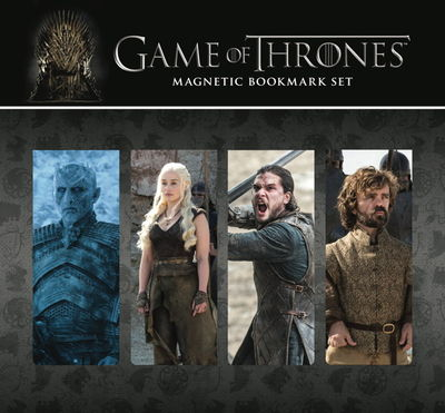 Game of Thrones Magnetic Bookmark Set #3