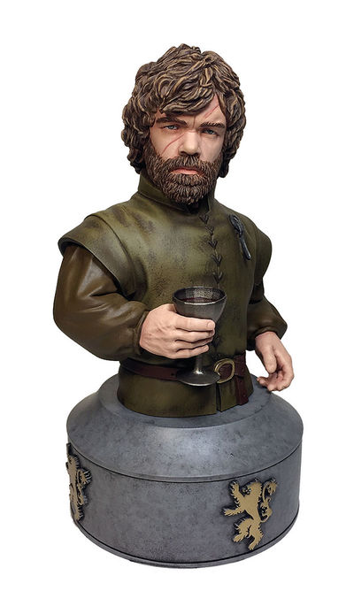 Game of Thrones Bust: Tyrion Lannister Hand of the Queen