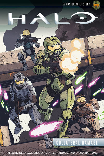 Halo: Collateral Damage HC