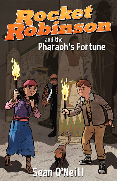 Rocket Robinson and the Pharaoh's Fortune TPB