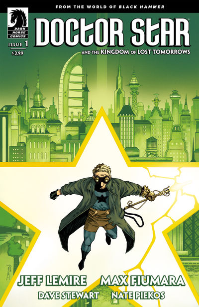 Doctor Star & The Kingdom of Lost Tomorrows: From the World of Black Hammer #1 (Jordie Bellaire & Declan Shalvey Variant)