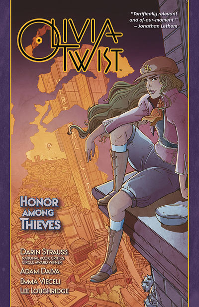 ISBN 9781506709482 product image for Olivia Twist: Honor Among Thieves TPB | upcitemdb.com