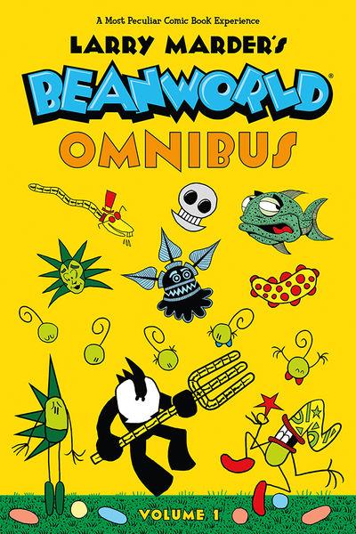 Beanworld! (Dark Horse) 3003060