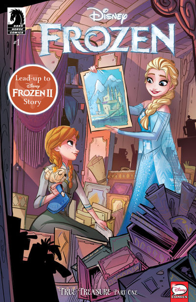 Disney Frozen: True Treasure #1