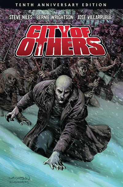 City of Others HC (10th Anniversary Edition)
