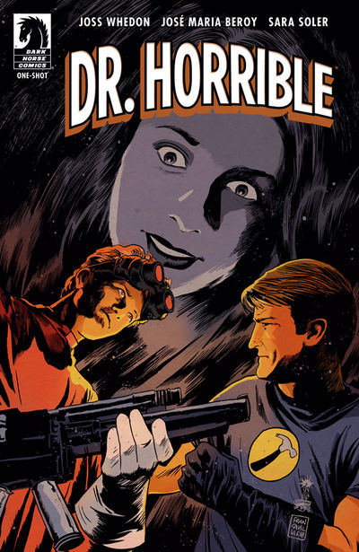Dr. Horrible: Best Friends Forever (Francesco Francavilla Variant Cover)