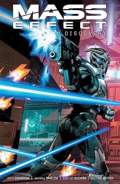 Mass Effect: Discovery TPB