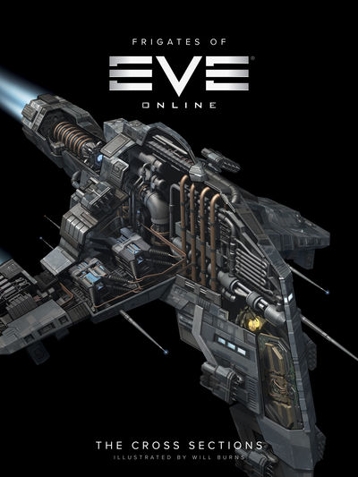 Frigates of EVE Online: The Cross Sections HC