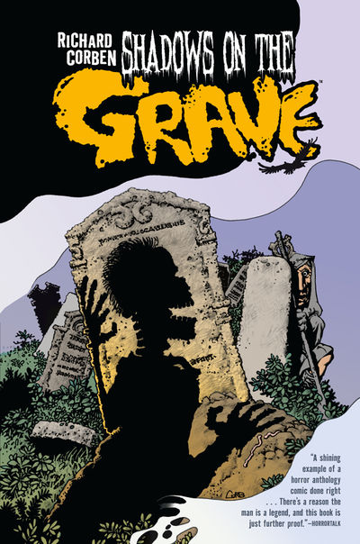 Shadows on the Grave HC