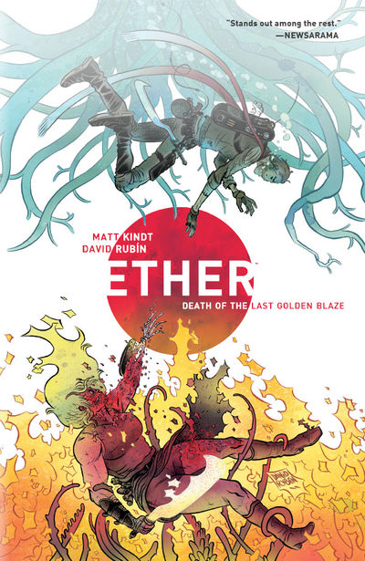 Ether Volume 1: Death of the Last Golden Blaze TPB