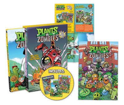Plants vs. Zombies Graphic Novel Boxed Set #2 HC