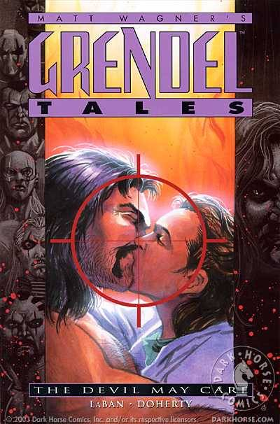 Grendel Tales: The Devil May Care TPB