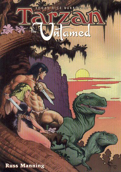 Edgar Rice Burroughs' Tarzan the Untamed TPB
