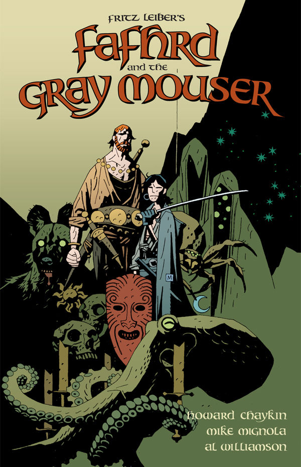 Fafhrd and the Gray Mouser @TFAW com