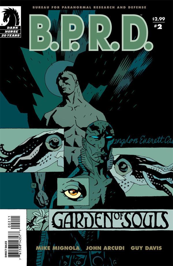 B.P.R.D. Volume 7: Garden of Souls (B.P.R.D Graphic Novel)