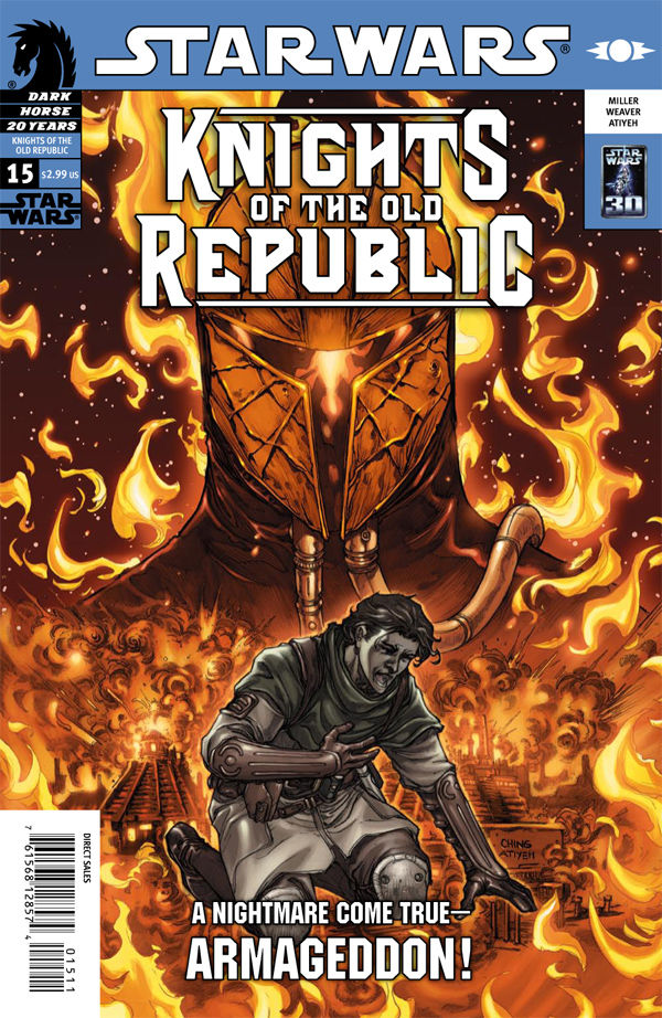 Star Wars Knights Of The Old Republic 15 Profile