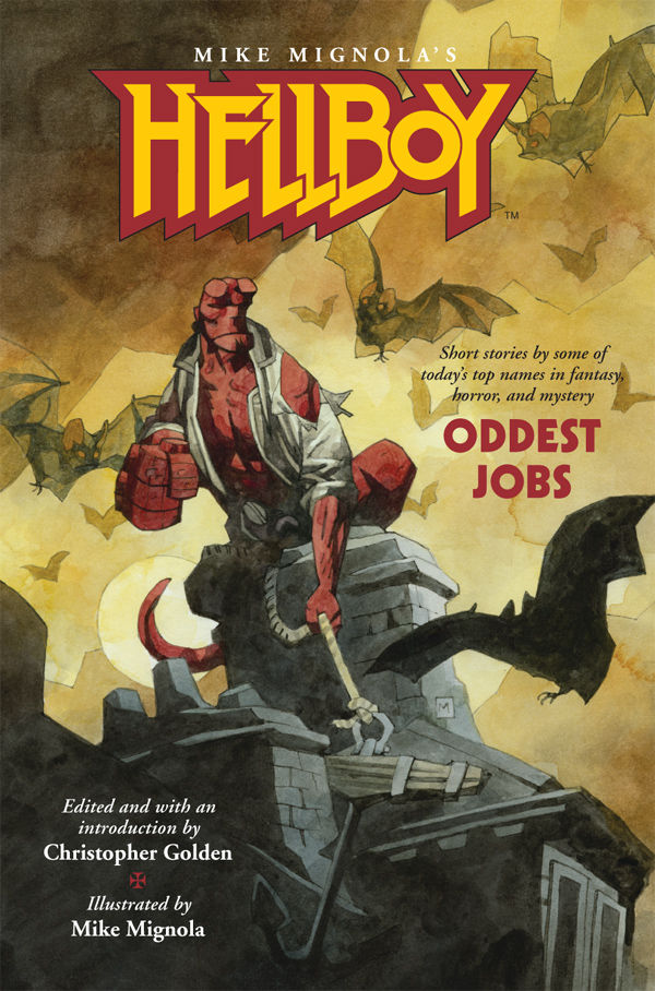 Hellboy: Oddest Jobs (Novel) :: Profile :: Dark Horse Comics