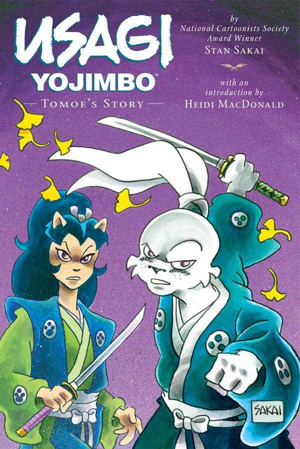 Usagi Yojimbo Volume 22 Tomoe S Story Tpb Profile