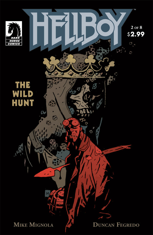 Hellboy: The Wild Hunt #2 :: Profile :: Dark Horse Comics